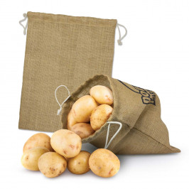Natural Fibre Produce Bag - Large
