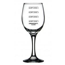 Covid Emergency Glass