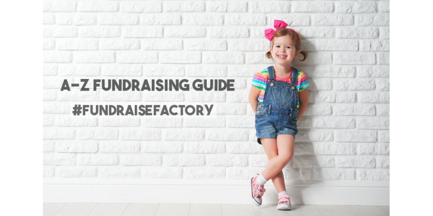 A-Z  Ultimate Fundraising Ideas