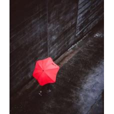 Oversized Blunt Umbrella
