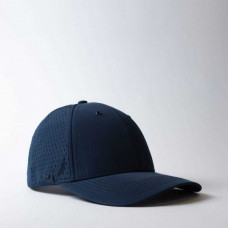High Tech Curved Peak Snapback Cap