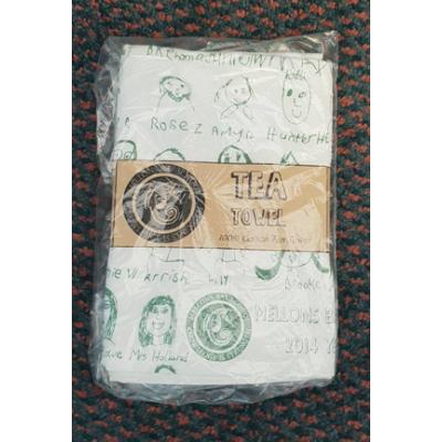 100% Cotton Customised Tea Towels