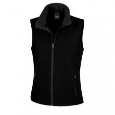 Ladies Premium Soft Shell Vest