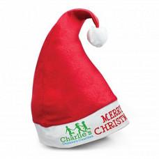 Branded Santa Hats