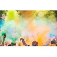 Bright Colour Blast Fun Run Pack (250 People)