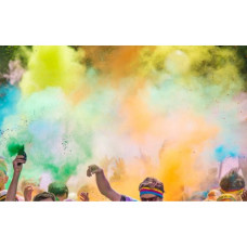 Bright Colour Blast Fun Run Pack (250 People)