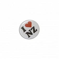 Round Button Badge - 37 mm