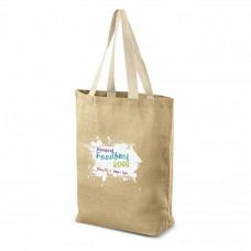 Large Thera  Jute Bag