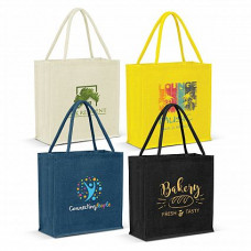 Coloured Jute Bags