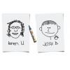Custom Tea Towels - Kids drawings