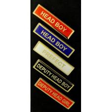 School Title Badges
