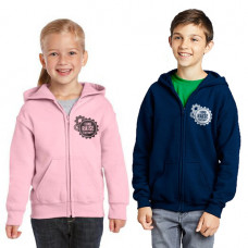 Children's Full Zipped Hoodie