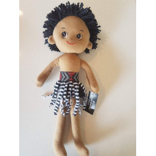 Soft Maori Toy Mascot Boy Doll